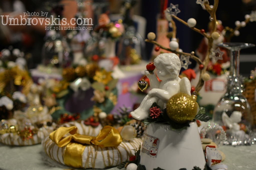 Latviešu Ziemassvētku tirdziņš Vejlē, Dānijā