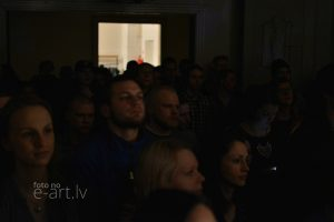 Koncerts: grupa AUGŠA un DJ MONSTA Kaņepes Kultūras centrā; 2016-02-26