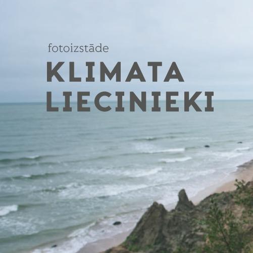 """Fotoizstāde """"Klimata liecinieki"""" Daugavpils Rotko centrā"""