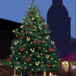 Pirmajā Adventē, 27. novembrī Doma laukumā iedegs egli un atklās Vecrīgas Ziemassvētku tirdziņu