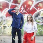 Laima Jansone un DJ Monsta Dzintaru koncertzālē Dzimuši Latvijā ietvaros