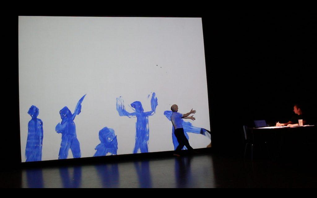 """Multimediālā dokumentālā izrāde Vice Versa Latvijas Kultūras akadēmijas """"Zirgu pastā"""""""