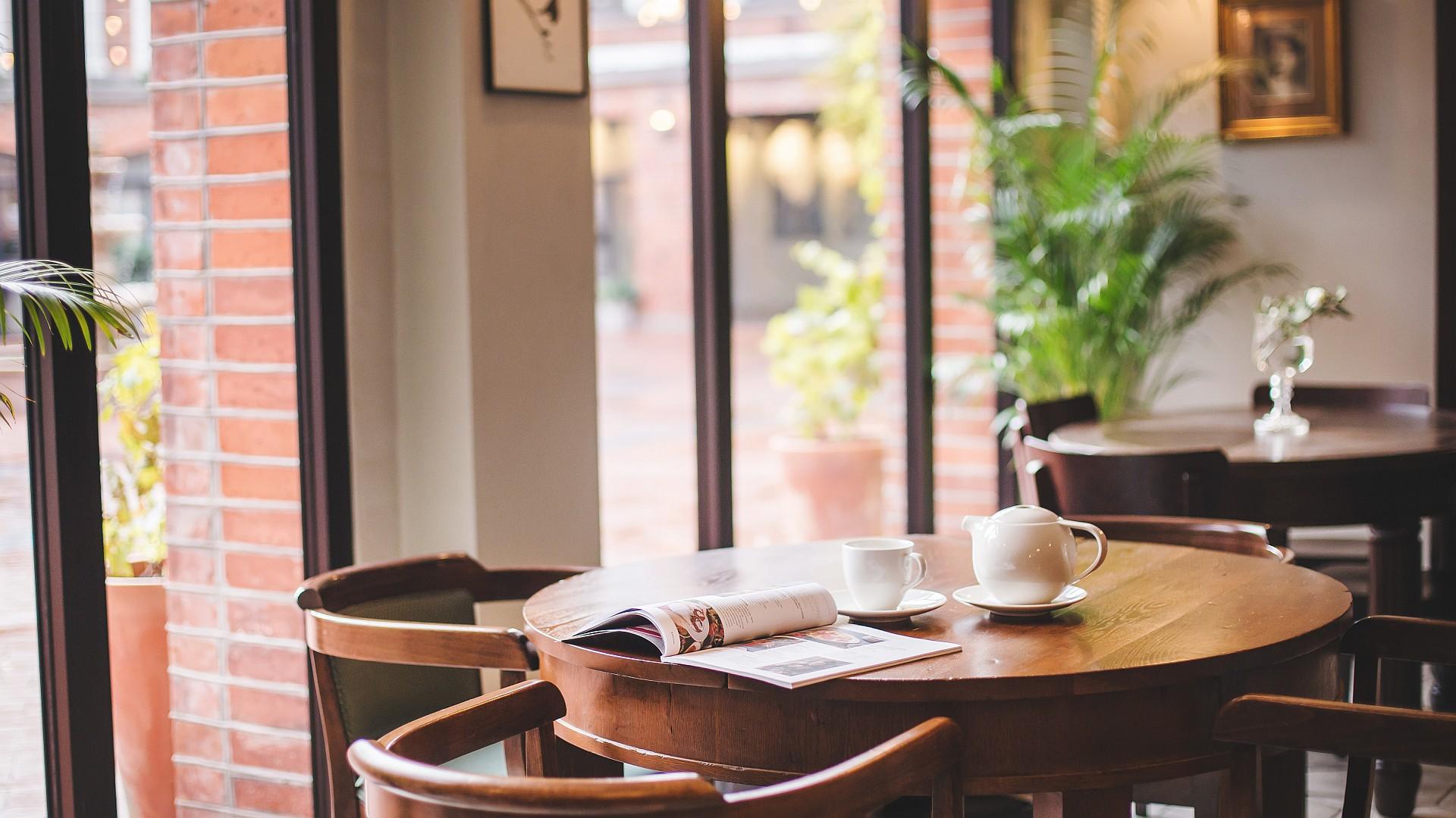 ROMA cafe Liepājā. Foto Lauma Kalniņa / romasdarzs.lv