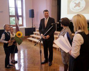 Skolniekiem: Mana kā Valsts prezidenta uzruna Latvijai dzimšanas dienā