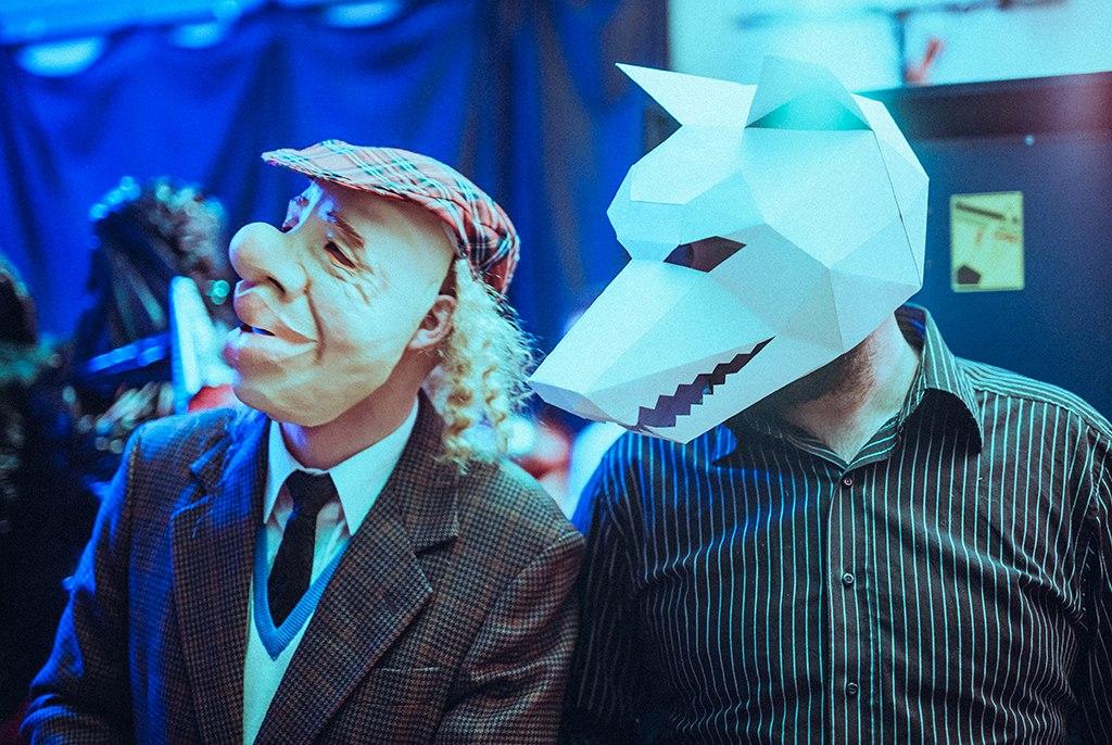 LMA 80. karnevāls - Baltais caurums. Publicitātes foto.