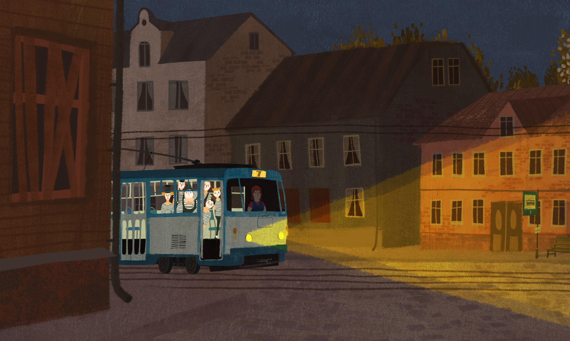 Jēkabs, Mimmi un runājošie suņi – Edmunda Jansona animācijas filmas pirmizrāde