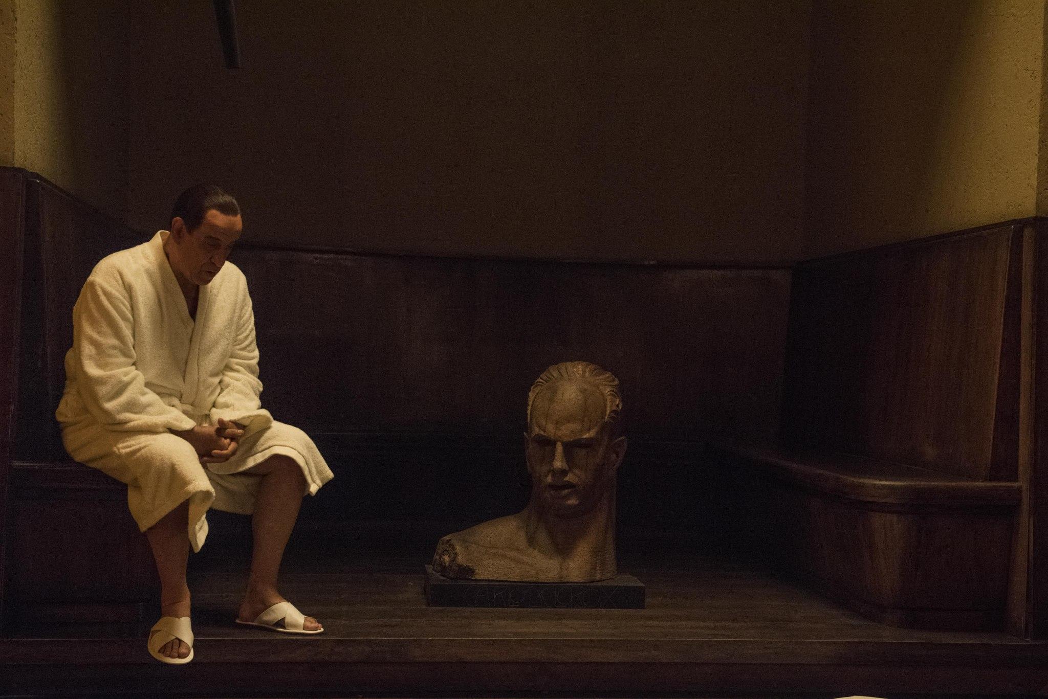 Filma Silvio (Loro, 2018)