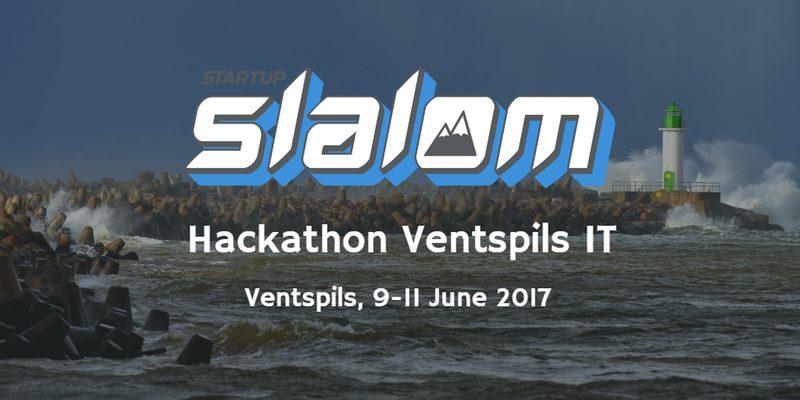 Startup Slalom Ventspils IT