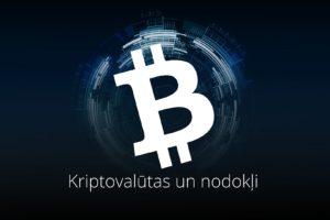 Kriptovalūtas un nodokļi