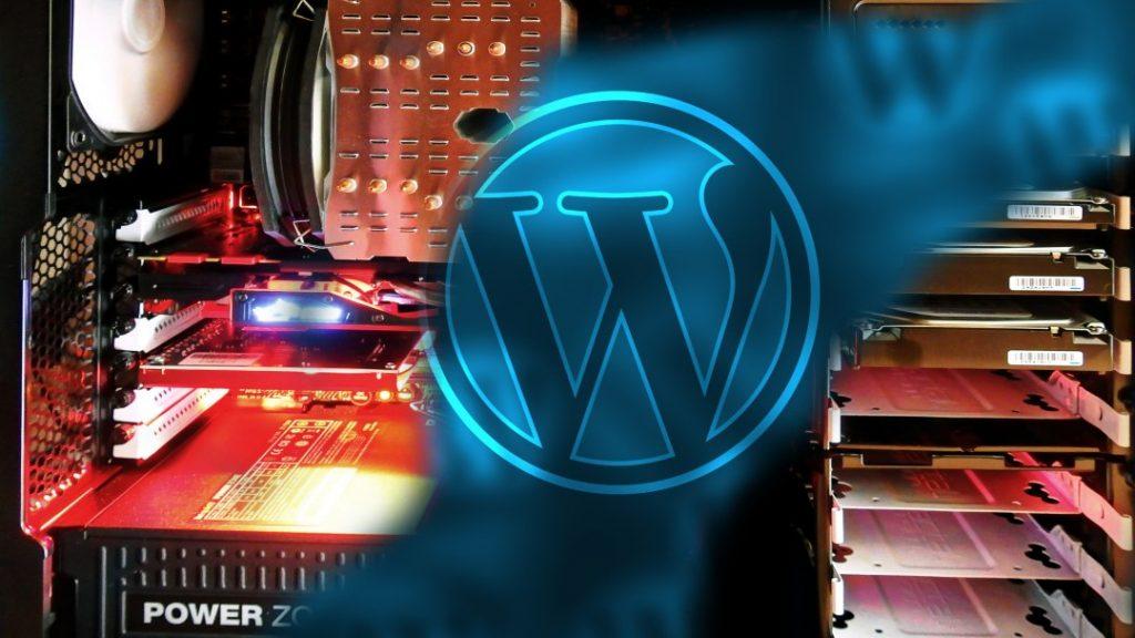 WordPress hostings Latvijā