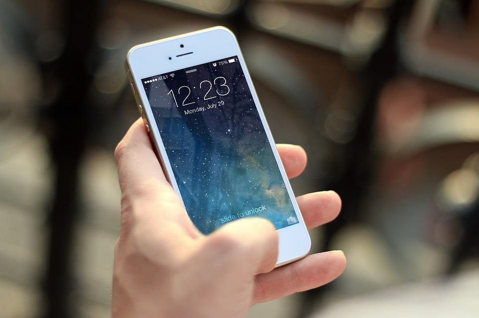 Mobilo aplikāciju izstrāde. iPhone.