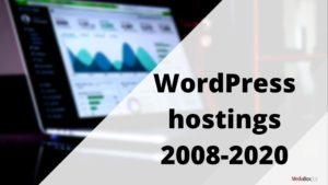 Specializētais WordPress hostings tiek slēgts
