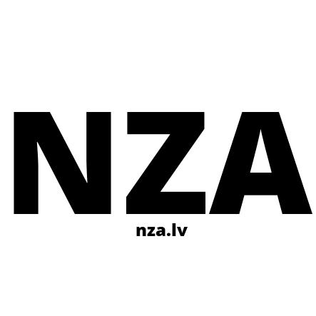 NZA.LV logo. kvadrāts.