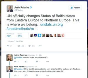 Pēc ANO datiem Latvija ir Ziemeļeiropā. Vai arī…