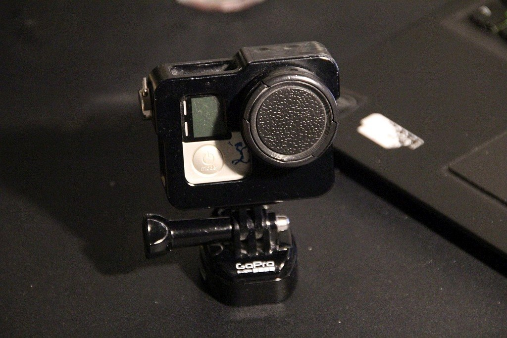 Testing GoPro video modes: flat vs. Gopro ( + ProTune)