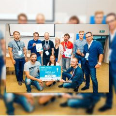 8 videos from pitch session at Startup Slalom + Startup Wise Guys B2B hackathon (Riga, Latvia; August 2017)