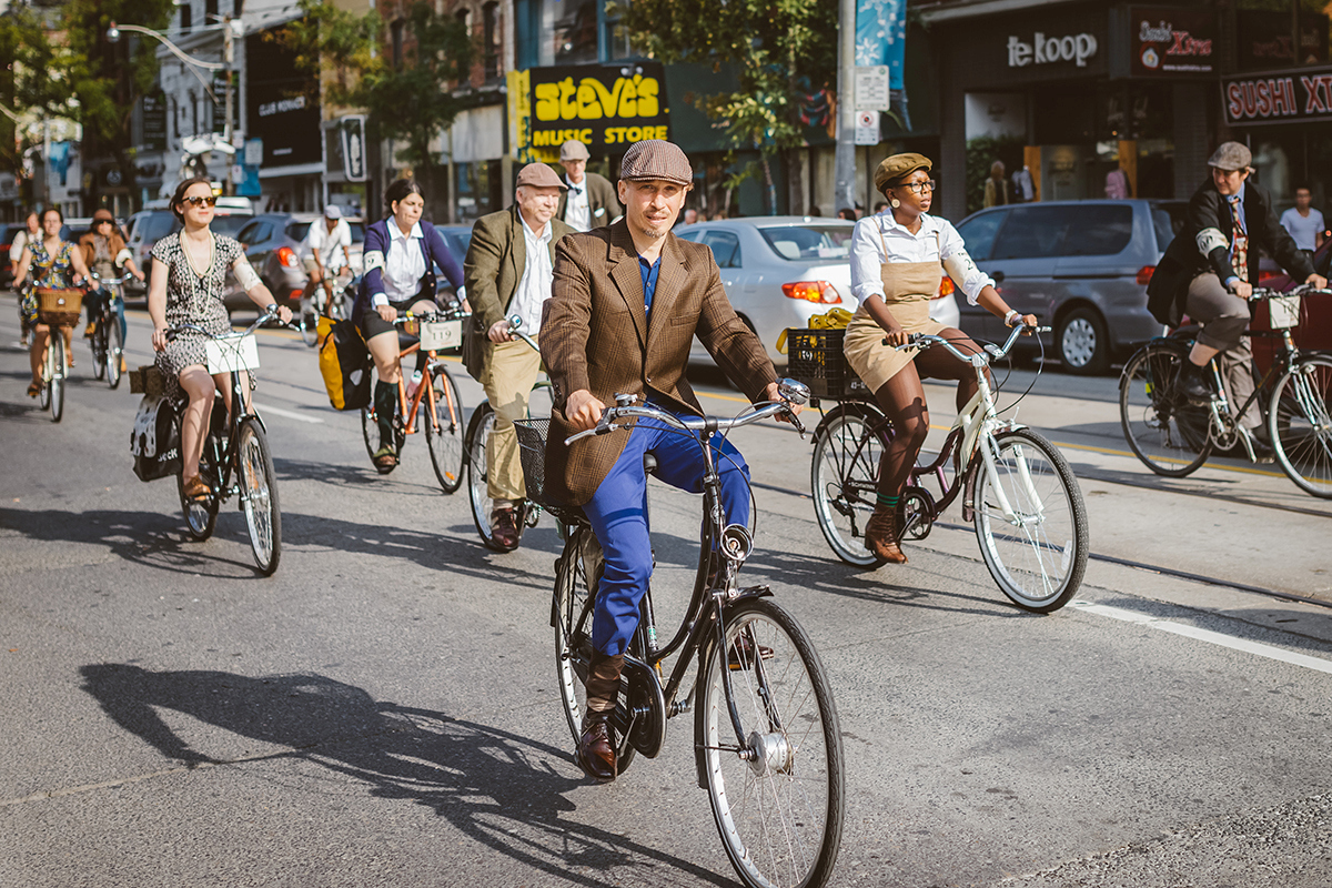 5 Affordable Places To Cycle. Toronto, Canada.