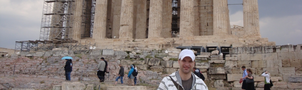 Spending 9 days without economic crisis. Travel to Greece.
