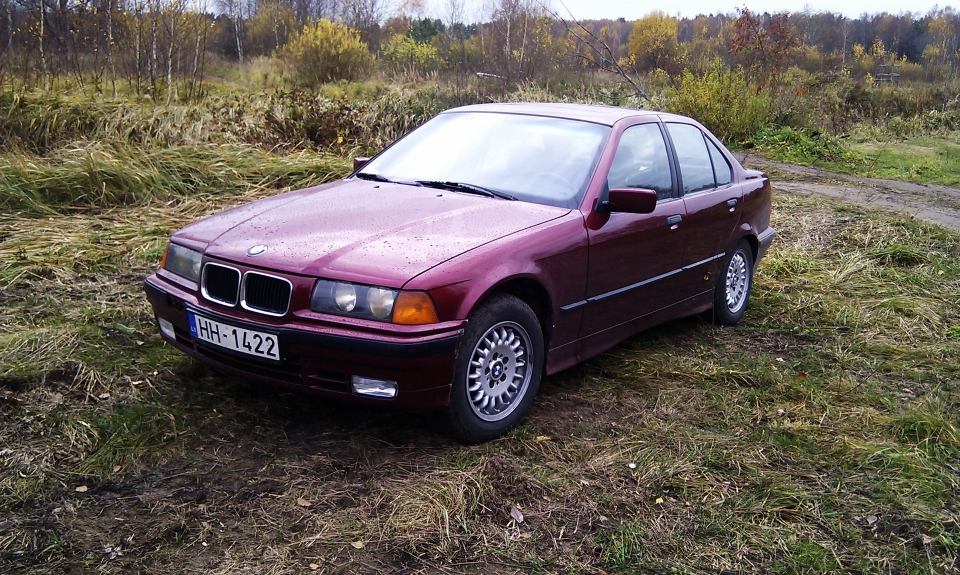 BMW 316 (E36 / 1992)