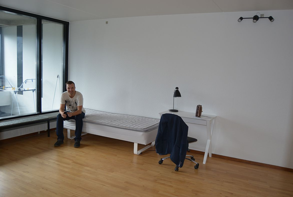 My student room in Odense and Odense Municipality's Absolute Assurance for Accommodation
