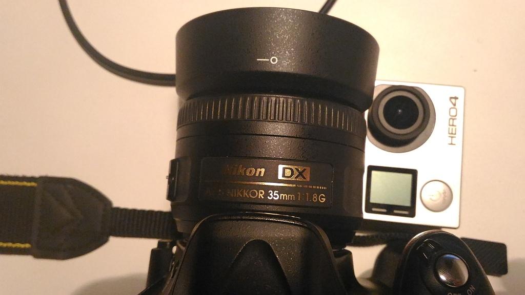 NIKKOR f/1.8G Nikon lens 35mm