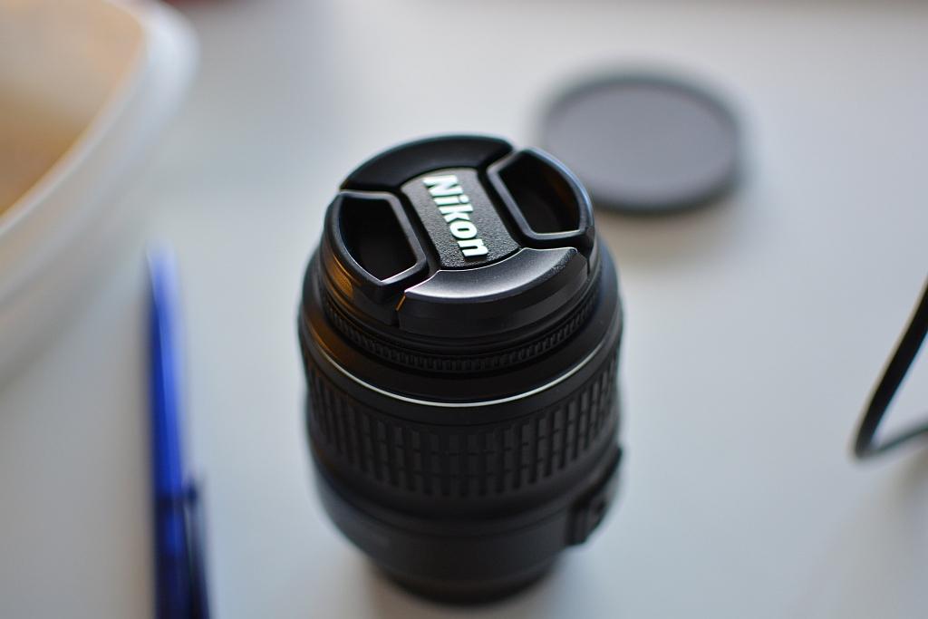 Nikon's NIKKOR kit lens