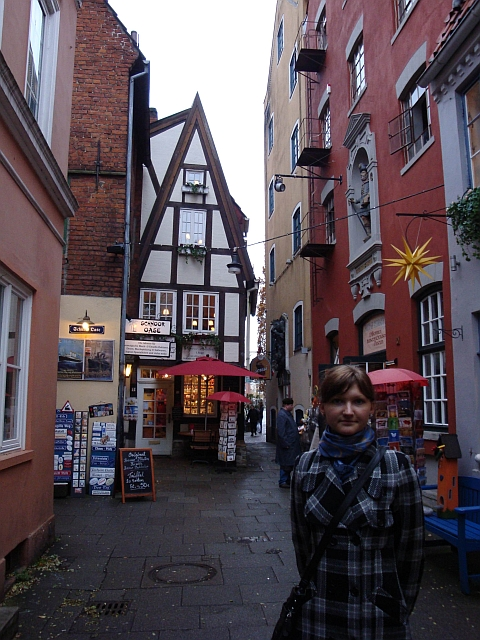 Weekend trip to Hansa-city Bremen