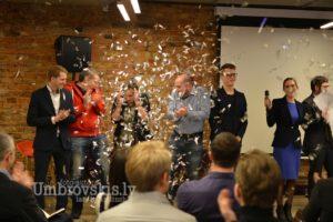 Latvijas start-up uzņēmumu asociācijas atklāšanas pasākums (bildes)
