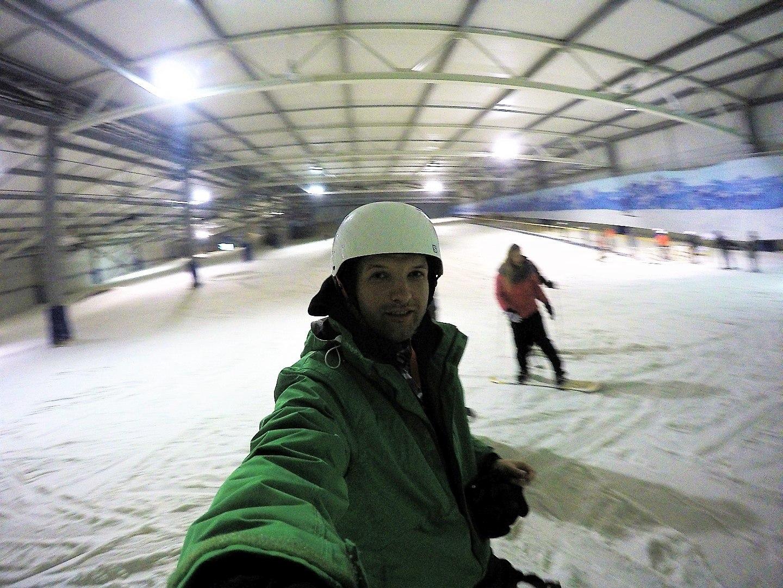 Snowdome Hamburg. 2015. gadā. rolandinsh
