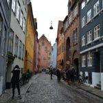 Copenhagen free walking tours. Maršruts vecpilsetā