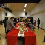 Klātais galds. Latvijas Republikas Neatkarības diena. 21. novembris, Vejle; 2015