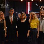 Viesi. Latvijas Republikas Neatkarības diena. 21. novembris, Vejle; 2015
