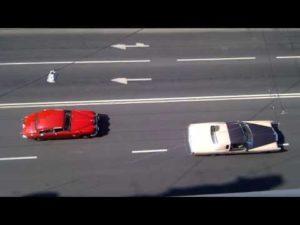 Retro auto 2013. Parādes brauciens Brīvības ielā