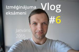 Janvāra eksāmeni Odensē / vlog #6