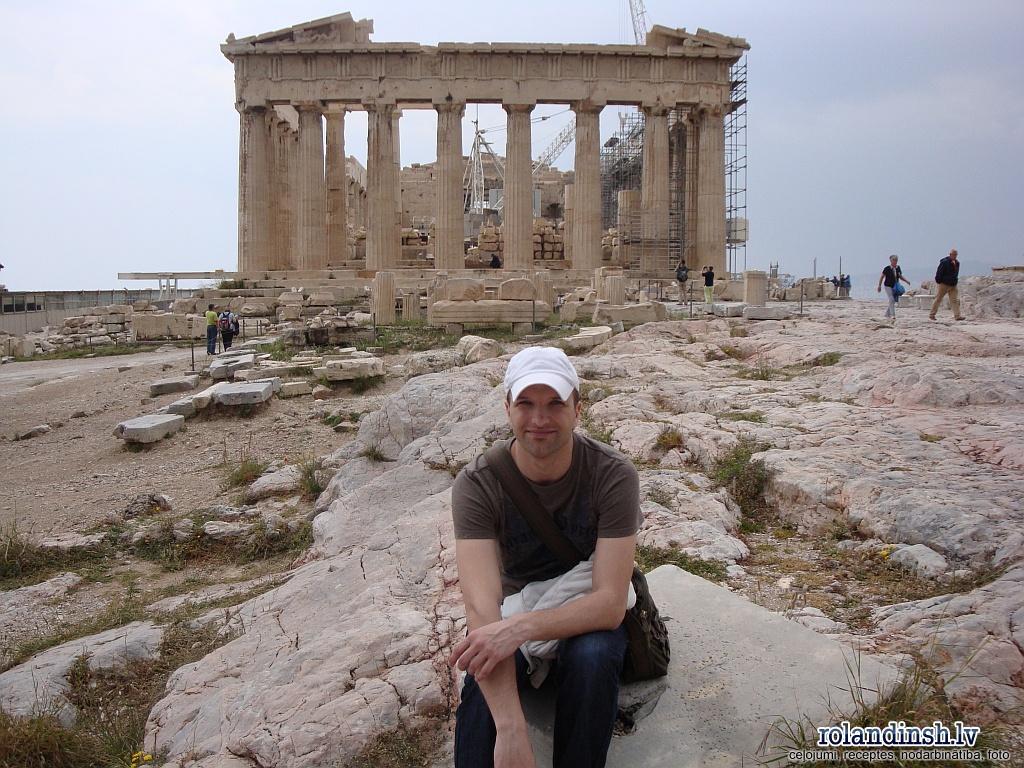Atēnas, Grieķija; 2009; Rolands