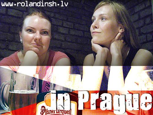 Rasa Paulauskaite, Kadri Heinvali. Prague 2008
