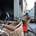 Copenhagen free walking tours. Pastaiga. Maršŗuts gar velosipēdiem ar groziņiem.