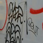 Copenhagen free walking tours. Grafiti uz kravas automašīnas