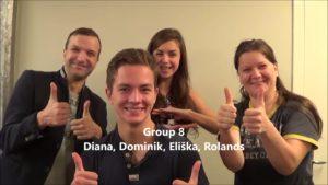 Citādākas prezentācijas studiju laikā Dānijā