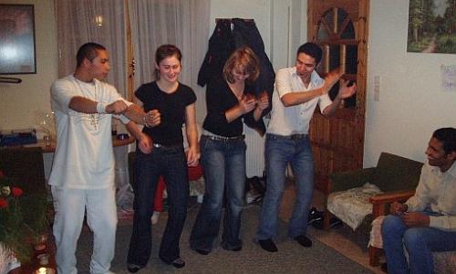 ēģiptiešu dejas