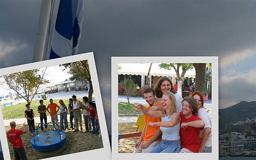 Grieķija. Eiropas Brīvprātīgais darbs
