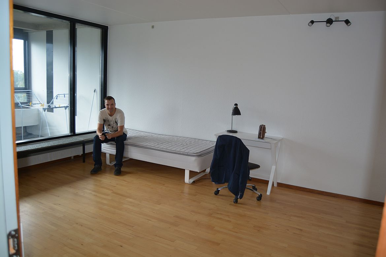tukša istaba Odensē