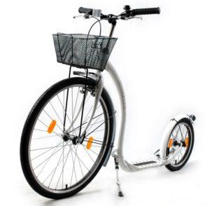 KickBike (hibrīds starp skrejriteni un velosipēdu): šīsvasaras atklājums
