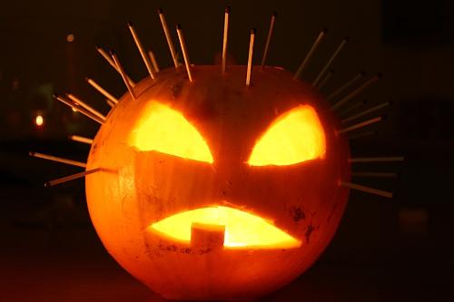 Ķirbis Halloween