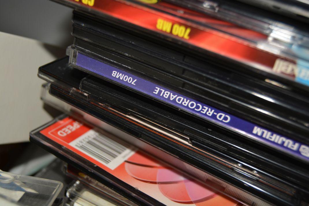 kompaktdiski