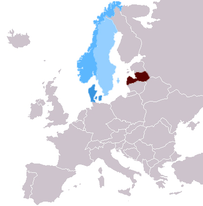 Eiropas karte (Wikipedia)