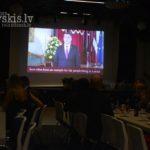Prezidenta uzruna ārzemju latviešiem. Latvijas Republikas Neatkarības diena. 21. novembris, Vejle; 2015