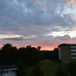 Jāņu saulriets Odensē (4K video)