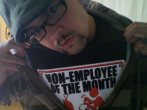 Non-Employee of the Month by Drew Olanoff