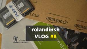 Nedēļa studijas, nedēļa brīva Dānijā / Vlog #8
